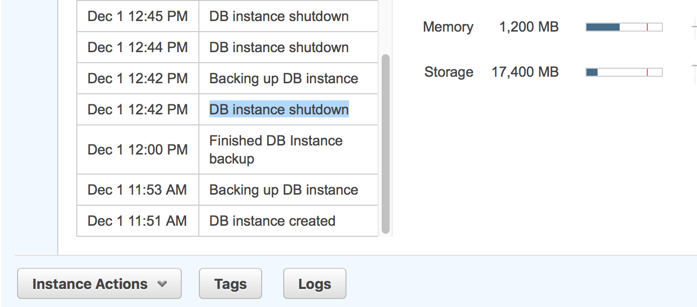 Oracle database upgrade on RDS AWS and SPM baselines