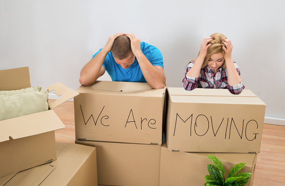 why you should hire movers to help you move house.