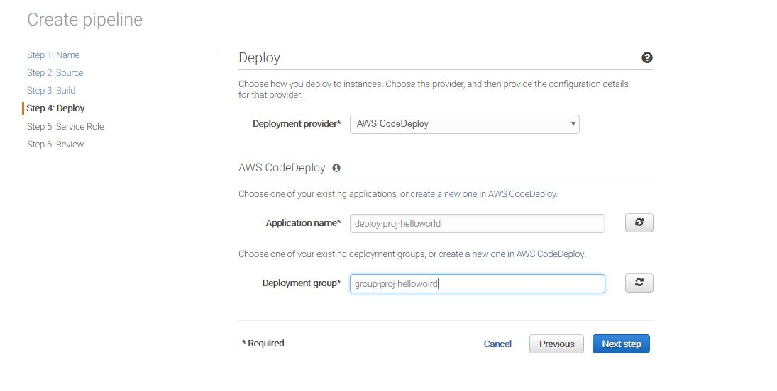 Build a CI/CD pipeline using AWS developer tools | Official